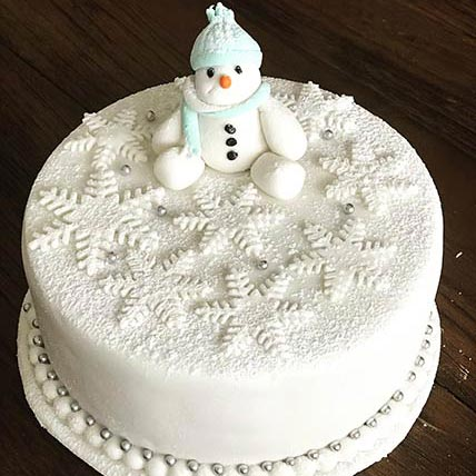 Sensational Snowman Chocolate Cake 6 Inches In Sgp Gift Snowman Chocolate Personalised Birthday Cards Petedlily Jamesorg